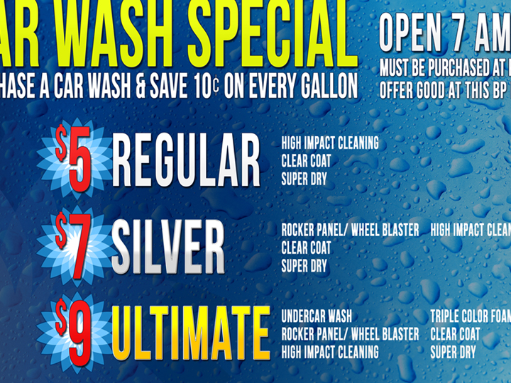 Car Wash Signs 2017 2018 Best Cars Reviews