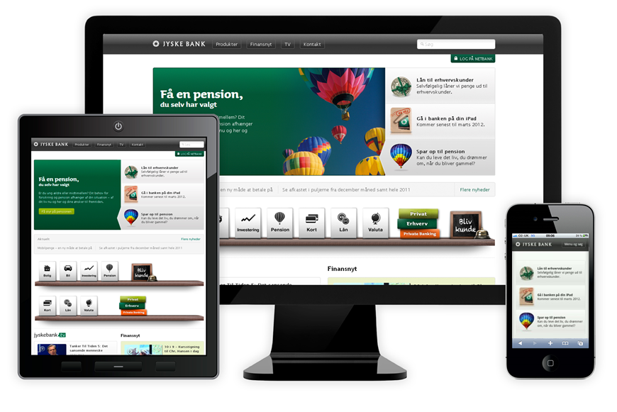Responsive Web Design Templates. free responsive html website ...